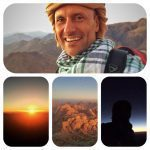 Climbing Mt Sinai