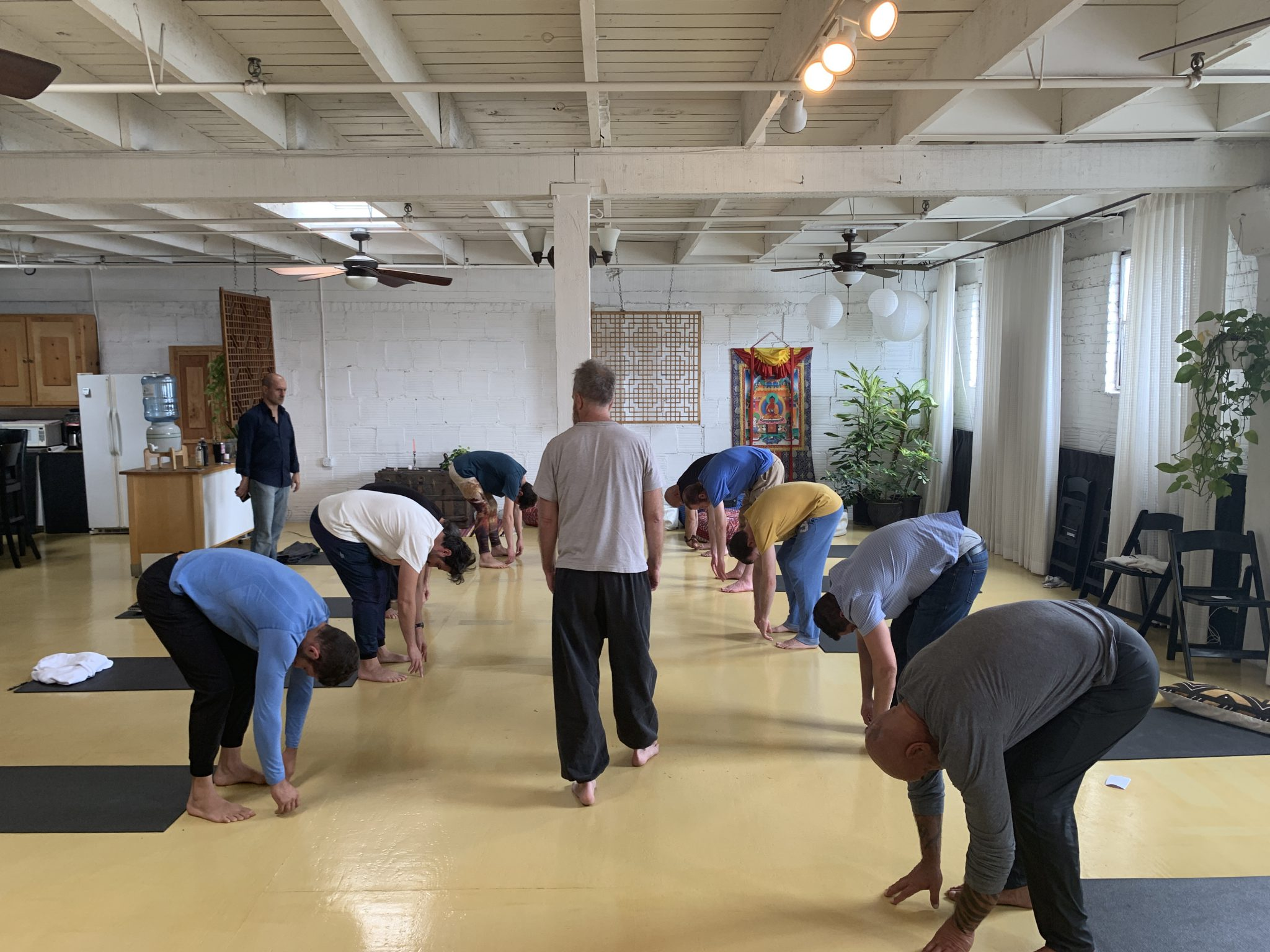 Men's Group Los Angeles - Embodied Masculine Practice and Circle in Topanga Canyon