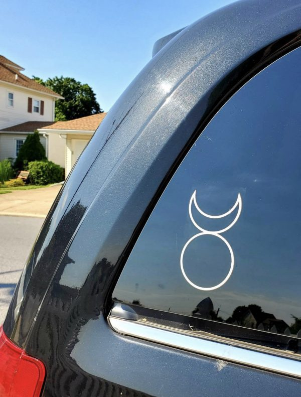 Embodied Masculine Decal