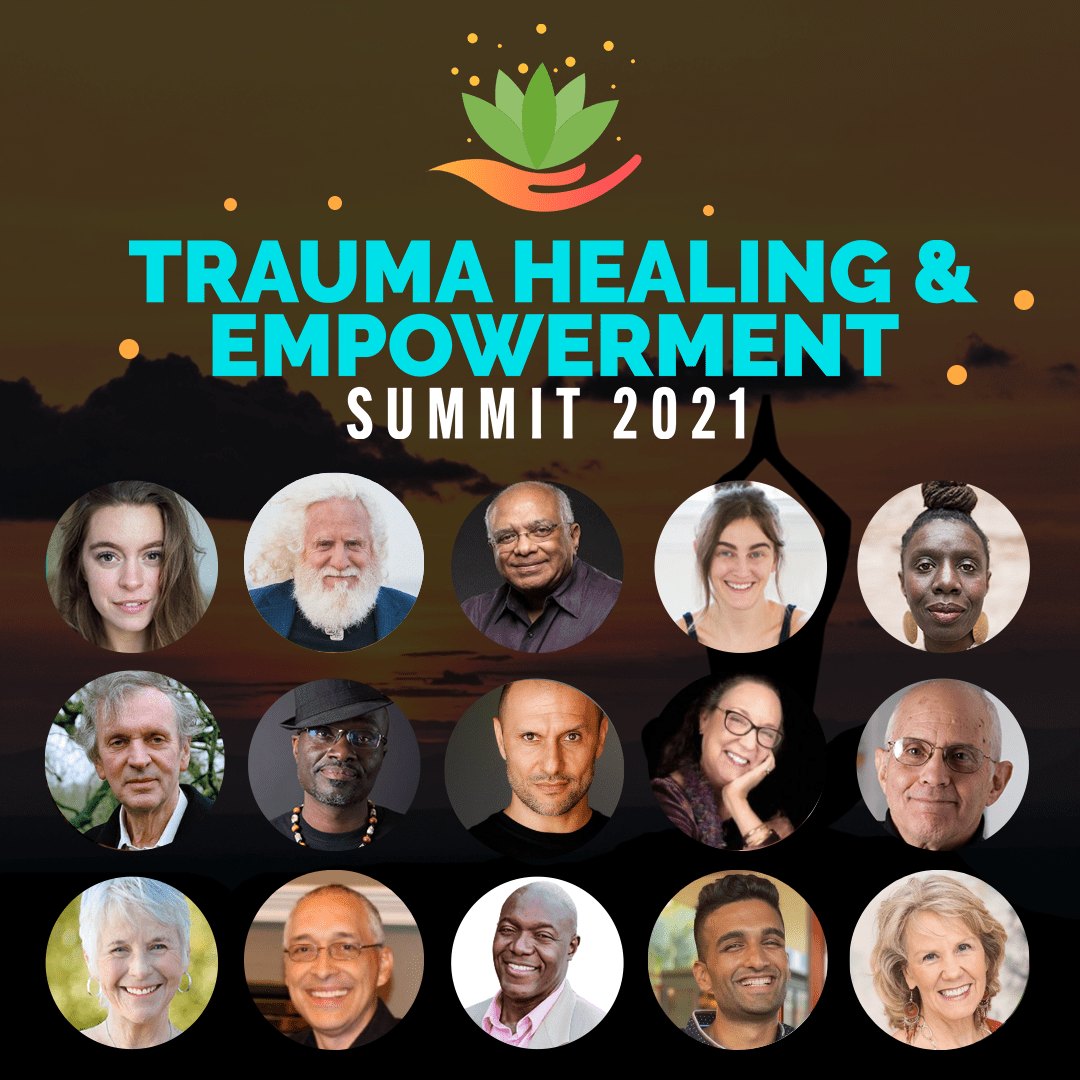 Amir Khalighi on the Trauma and Empowerment Summit